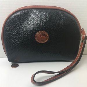 Vintage Dooney & Bourke Small Travel Cosmetic Bag